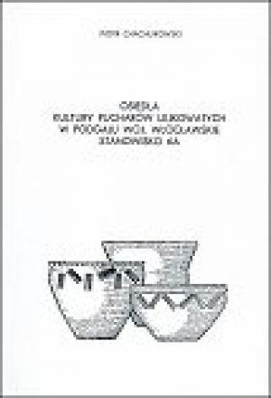 Osiedla kultury pucharów lejkowatych w Podgaju woj. włocławskie, stanowisko 6A