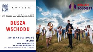 Koncert Polish Soloists - aktualizacja