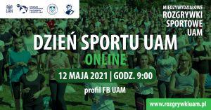 Dzień Sportu – 12 maja 2021