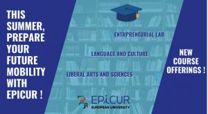 Zacznij organizować swoją mobilnosć w semestrze JESIEŃ/ZIMA 2021-2022 z EPICUR