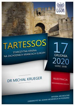 Wykład:  Tartessos – starożytna kraina na zachodnich krańcach Europy
