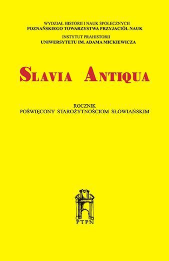 Slavia Antiqua